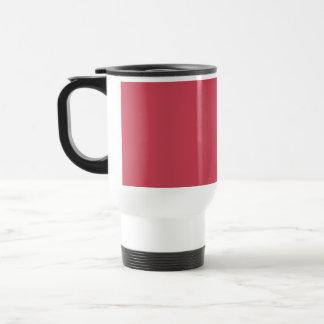 Brick Red Premium Colored Coffee Mugs