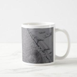 Brick Road Basic White Mug