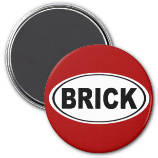 Brick Township New Jersey Magnet