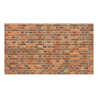 brick wall 2 MF Pack Of Standard Business Cards