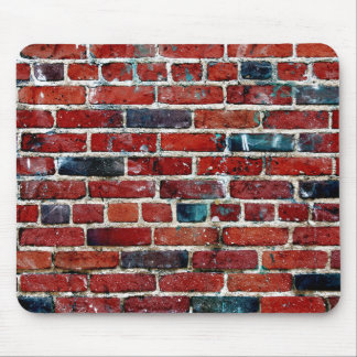 Brick Wall Cool Texture Mouse Pad