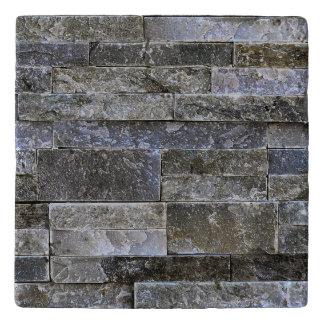 Brick Wall Cool Texture Trivet