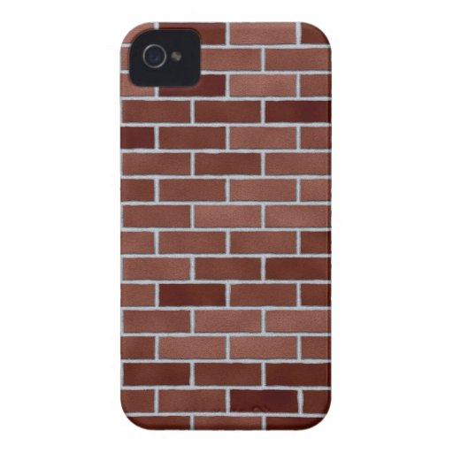 Brick Wall design Blackberry Curve case Blackberry Bold Covers