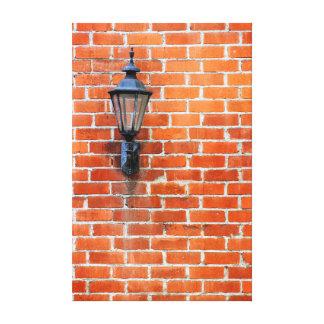 Brick Wall Light Canvas Prints