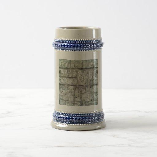 Brick Wall Mug