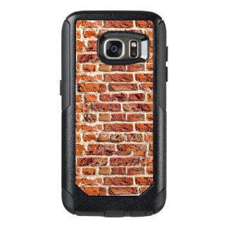 Brick Wall Pattern OtterBox Samsung Galaxy S7 Case
