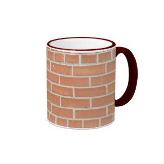 Brick Wall Ringer Mug
