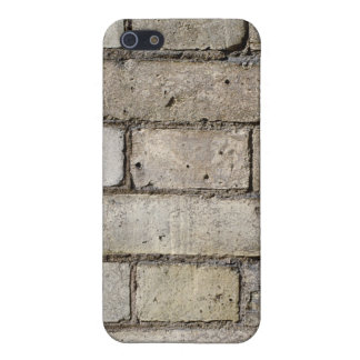 Brick Wall - Rough iPhone 5/5S Cases