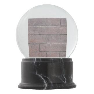 Brick Wall Snow Globe