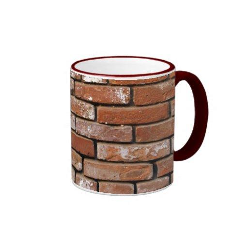 Brick Wall Super Mug