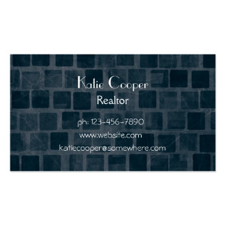Brick Wall Texture Double-Sided Standard Business Cards (Pack Of 100)