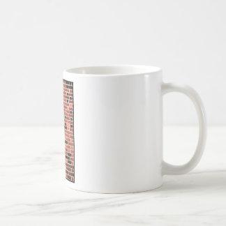 Brick Work Coffee Mugs