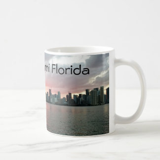 Brickell Miami Coffee Mug