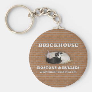 Brickhouse Keychain