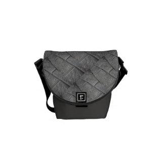 Brickism Courier Bag
