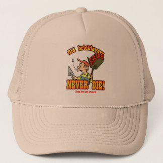 Bricklayers Trucker Hat