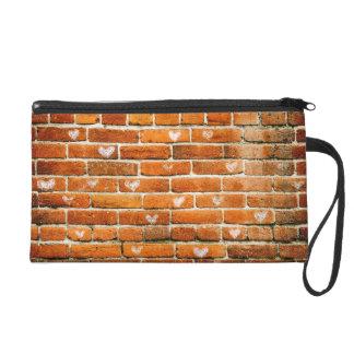 Bricks of  Bliss Wristlet