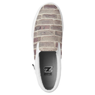Bricks Slip On Shoes