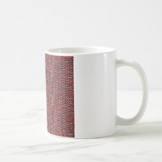 BRICKS too! Basic White Mug