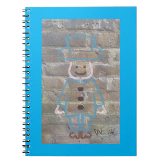 Brickwork graffiti book