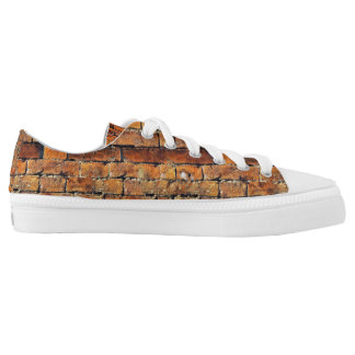 Brickwork Low Tops