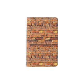 Brickwork Pocket Moleskine Notebook