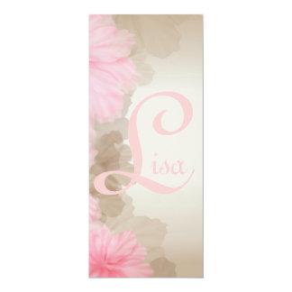 "Bridal/Bachelorette Party/Shower INVITATION 4"" X 9.25"" Invitation Card"