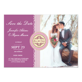 Bridal Bouquet Red Flowers/pink theme Card