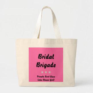 Bridal Brigade Flower Girl Bag