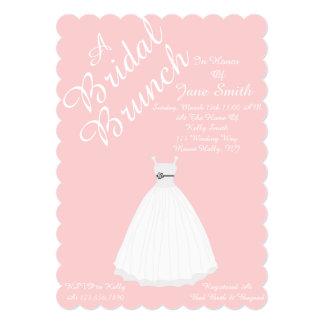 Bridal Brunch 5x7 Paper Invitation Card