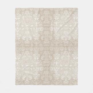 Bridal-Damask-Wedding-Gifts-Blanket's-S-M-L Fleece Blanket