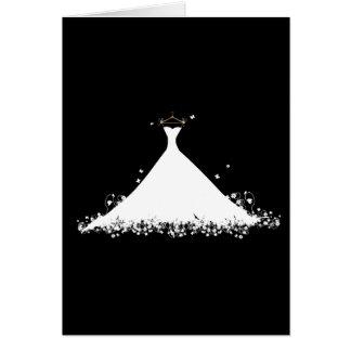 Bridal Gown Card