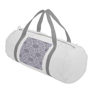 bridal lace 3 (I) Gym Duffel Bag