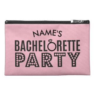 Bridal Party Custom Pink Bachelorette Party Bag