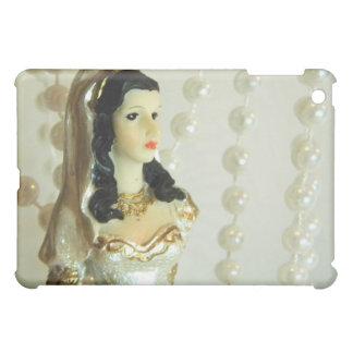 Bridal Pearls iPad Mini Cover