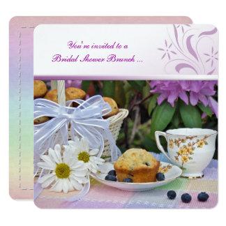 Bridal Shower Brunch Card