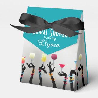 Bridal Shower Cocktail Party Wedding Favor Boxes