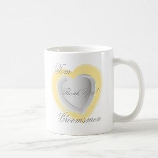 Bridal Shower Cup - Customized - Customized Classic White Coffee Mug