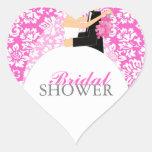 Bridal Shower Envelope Seal Stickers