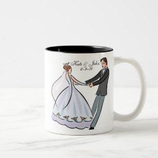 Bridal Shower Favor Customized Mug