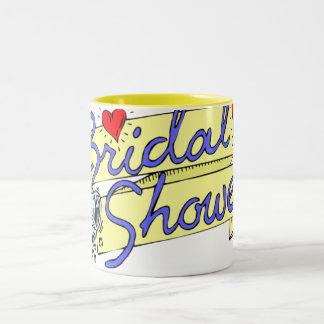 Bridal Shower Favor Mug