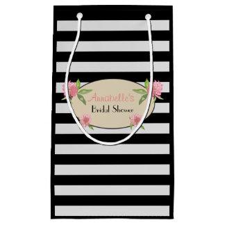 Bridal Shower Floral Gift Favor Bags