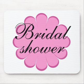 Bridal Shower flower design! Mouse Pad
