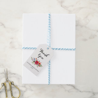 Bridal Shower Gift Tags for Party Favors
