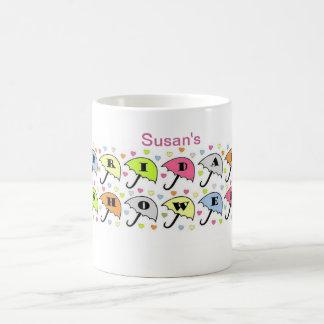 Bridal Shower Invitation Basic White Mug