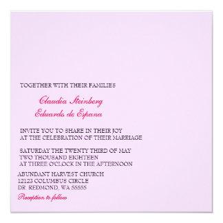 Bridal Shower Invitation Cards