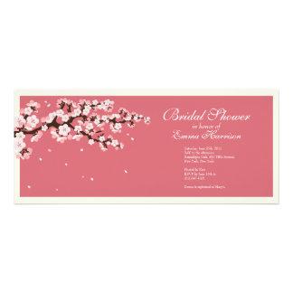 Bridal Shower Invitation Cherry Blossom