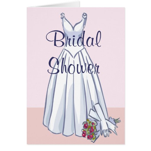 Bridal Shower invitations Greeting Cards