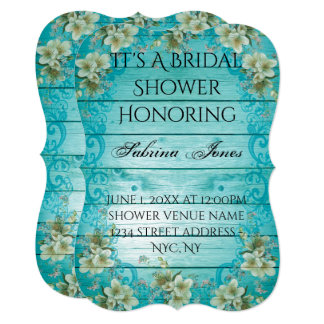 Bridal Shower Invite Personalize Destiny Destiny'S