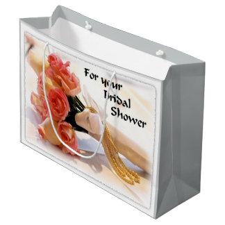 Bridal Shower Large Gift Bag